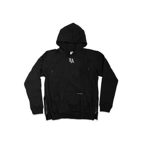 LA MINI SIDE ZIP® Hoodie - THE LABEL LTD