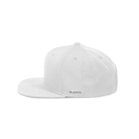 Blanco Side Logo Snapback Hat - THE LABEL LTD