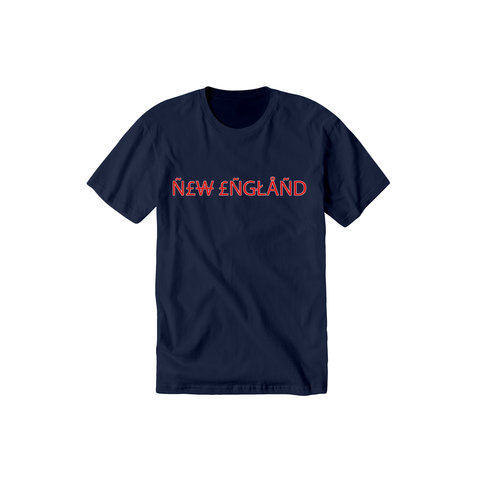N.E. NEWTON SANS T-SHIRT - THE LABEL LTD