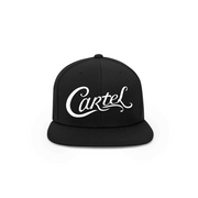 New England Cartel Snapback Hat - THE LABEL LTD