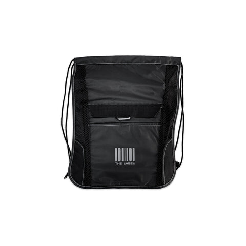 The Label Cooler Drawstring Backpack - THE LABEL LTD