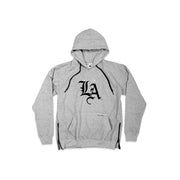 LA SIDE ZIP® Hoodie - THE LABEL LTD