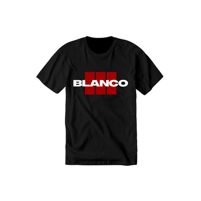 BLANCO III® Black T-Shirt - THE LABEL LTD