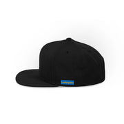 LA Chargers OG Snapback Hat - THE LABEL LTD