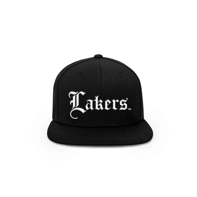 LA Lakers OG Snapback Hat - THE LABEL LTD