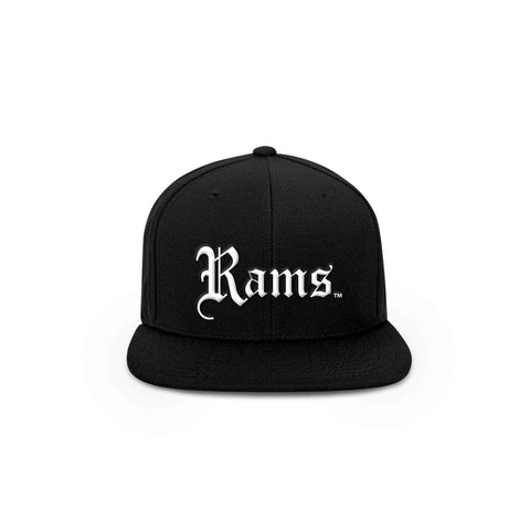 LA Rams OG Snapback Hat - THE LABEL LTD