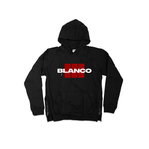 BLANCO III SIDE ZIP® Hoodie - THE LABEL LTD