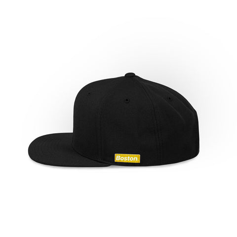 Bruins O/G Snapback Hats - THE LABEL LTD