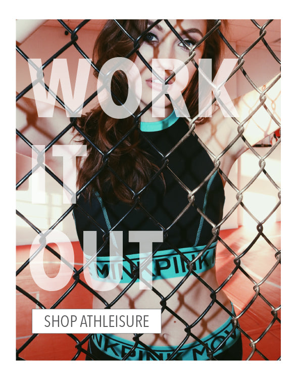 Work it out: Shop Athleisure