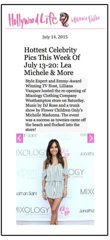 Mixology in Hollywood Life