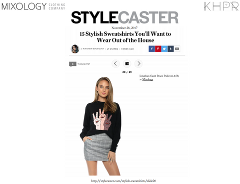 Mixology in Stylecaster