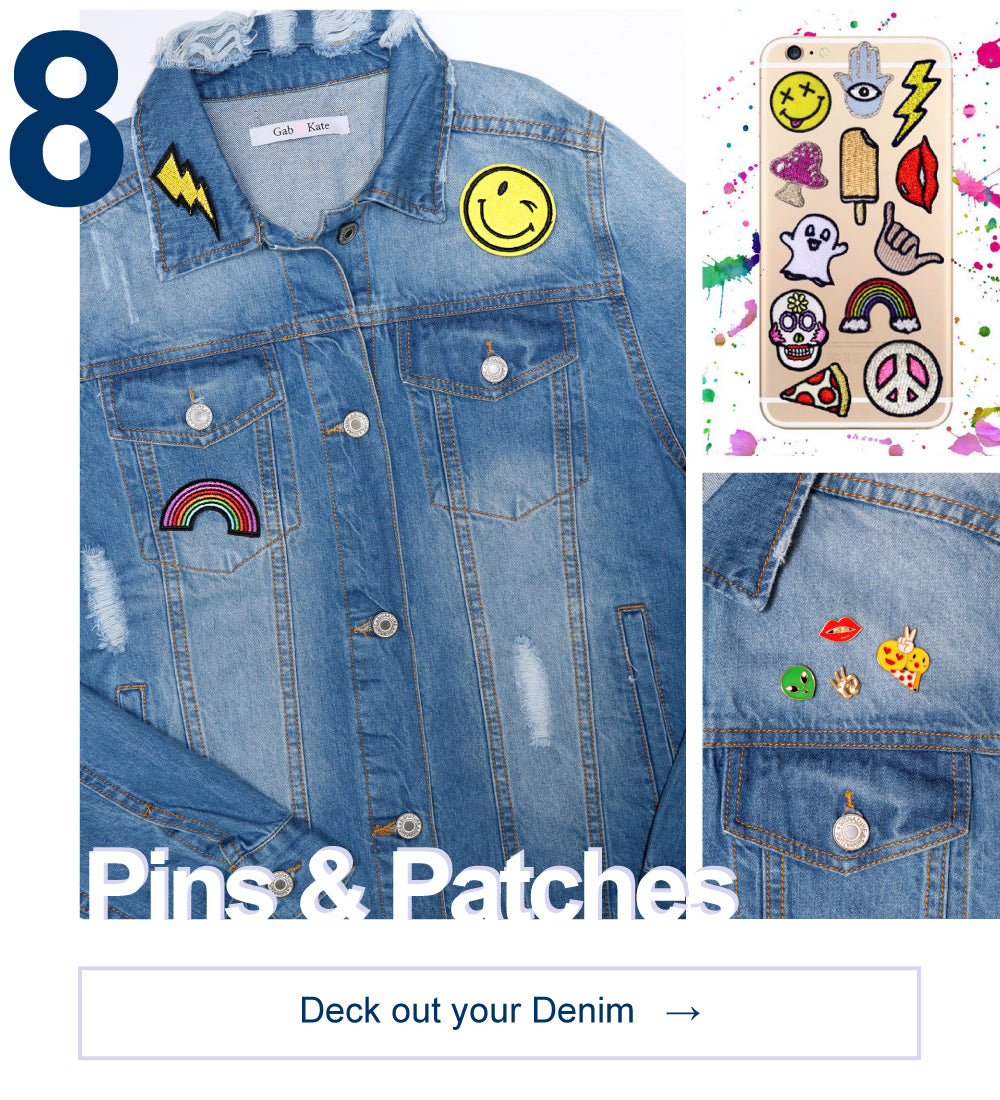 Shop Pins & Patches