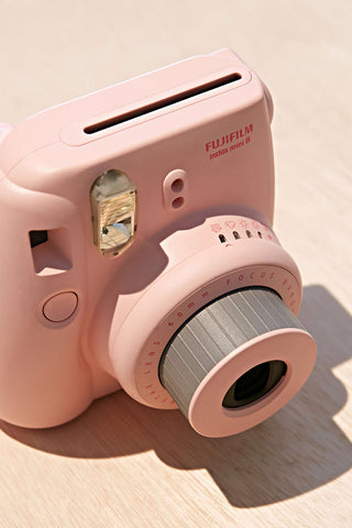 Fujifilm Instax Mini 8 Camera - Pink