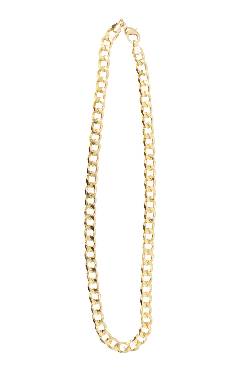 "16"" Cuban Link Necklace"