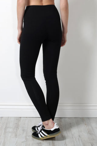 Lysse Basic Leggings - Black