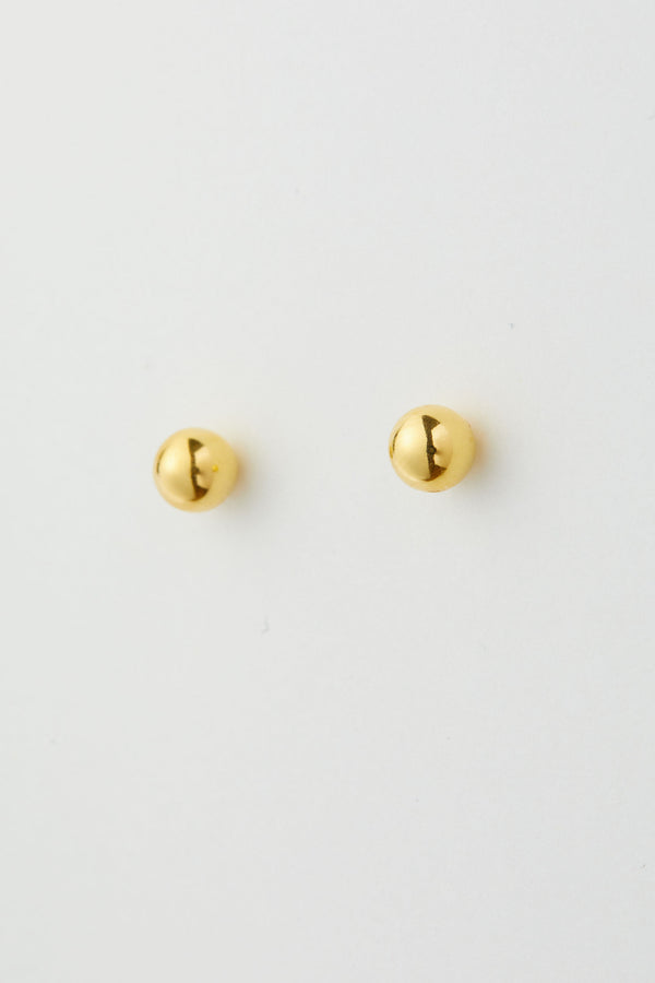 6MM Gold Studs