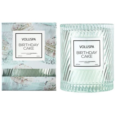 Voluspa Birthday Cake Icon Candle