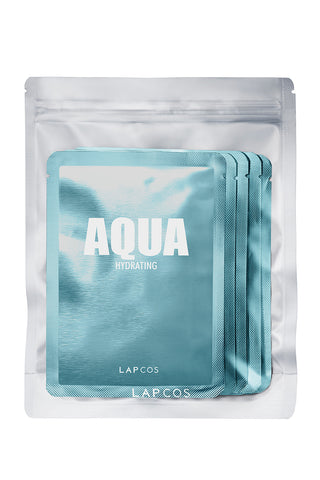 LAPCOS Aqua Daily Sheet Mask 5 Pack