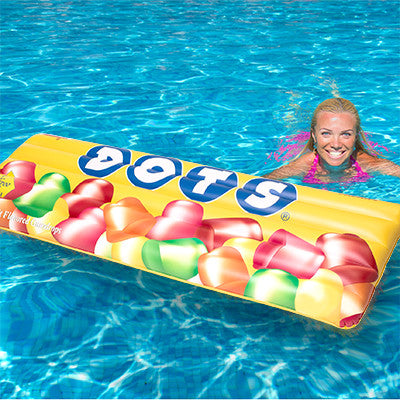 Giant Dots Pool Float