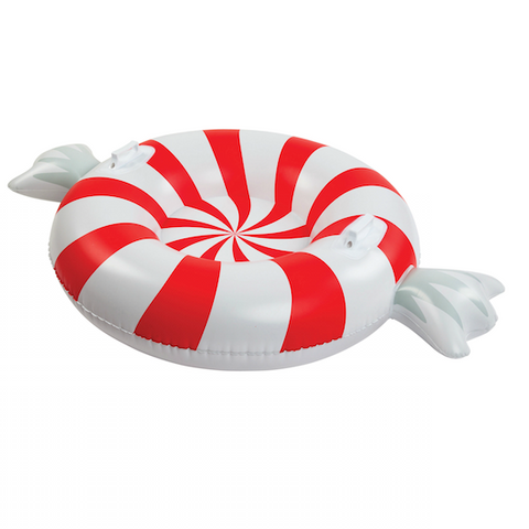 Big Mouth Peppermint Twist Snow Tube