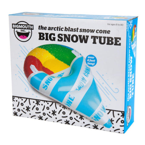 Big Mouth Giant Snow Cone Tube