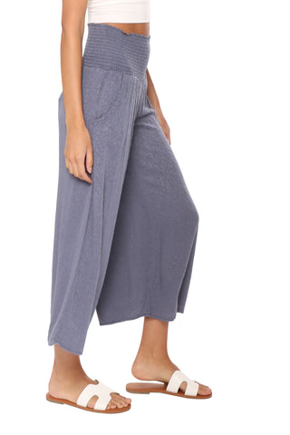 Darah Dahl Slow Things Down Flowy Pants