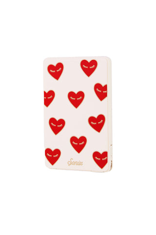 Sonix Fancy Heart Portable Battery