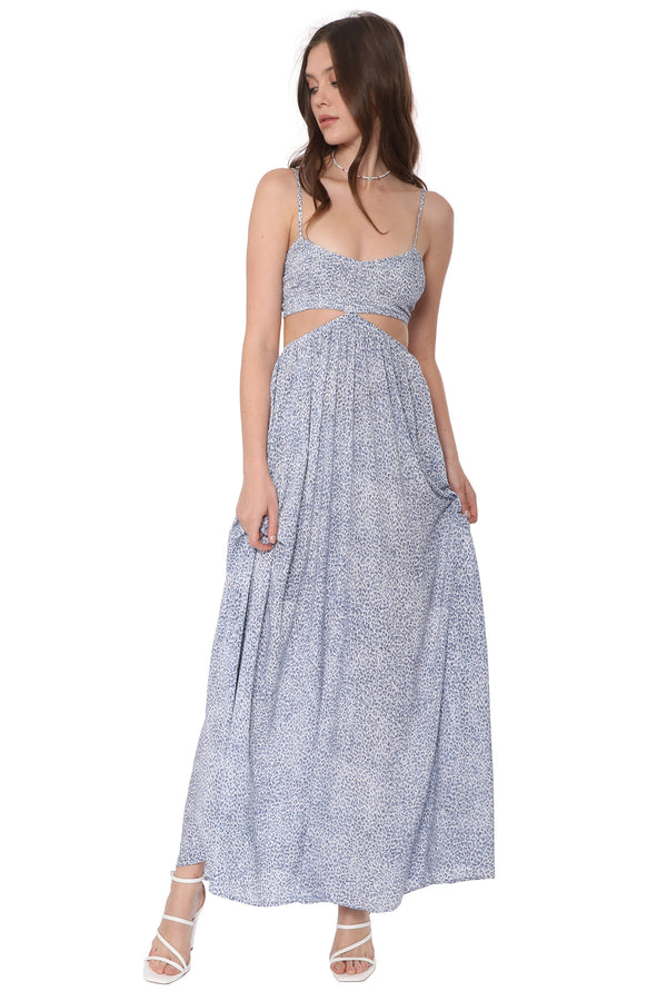 Vineyard Date Maxi Dress