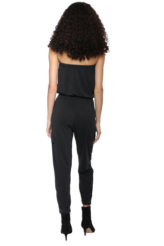Brooklyn Karma Cargo Jumpsuit