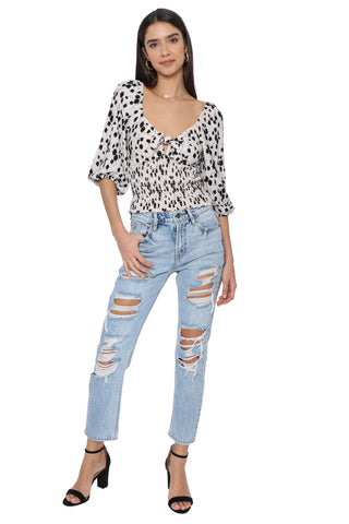Gab & Kate Steph Floral Top