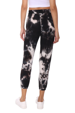 Brooklyn Karma Fierce Tie Dye Joggers