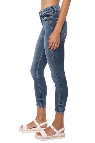 Flying Monkey HR Crop Skinny