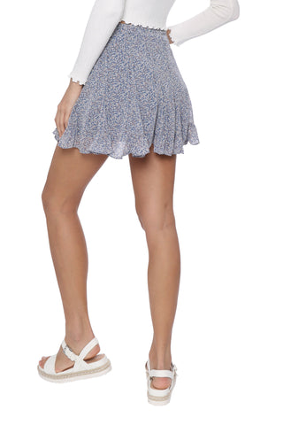 W.A.P.G. Look At Me Now Skirt