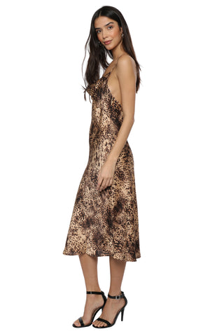 W.A.P.G. Cheetah Party Dress