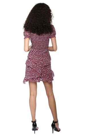 W.A.P.G Lauren Smocked Dress