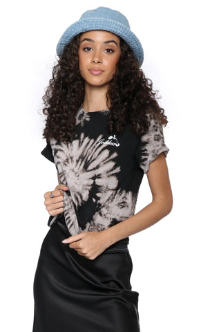 Brooklyn Karma Goddess Tie Dye Tee