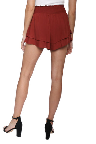 Darah Dahl Sway While You Walk Shorts