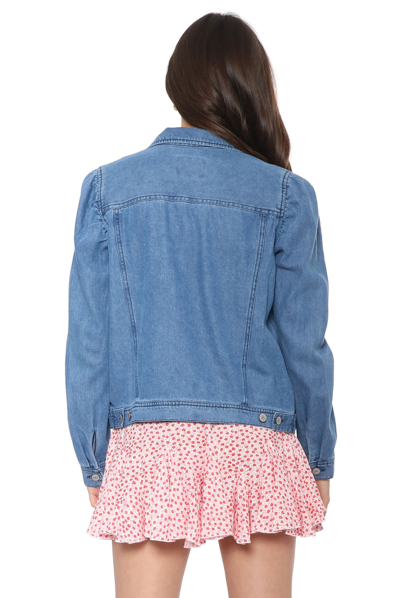 Indie Sorrento Wash Jacket