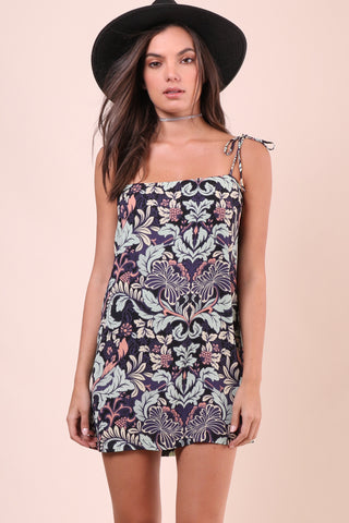 Darah Dahl Cambria Mini Dress