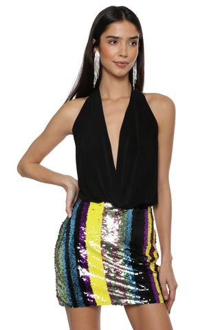 A World Away Disco Sequin Set