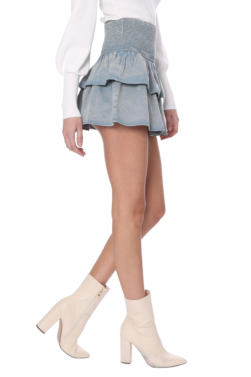 Wild Thing Mini Skirt