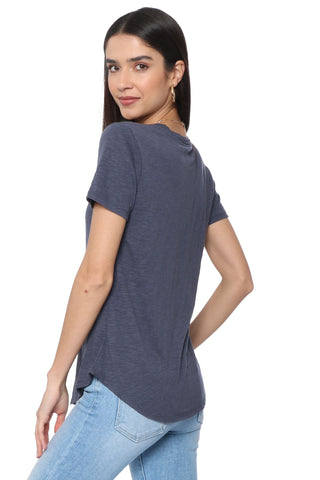 Z Supply The Airy Slub Pocket Tee