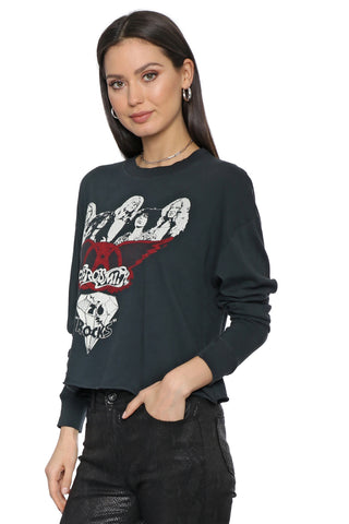 Daydreamer Aerosmith Rocks Long Sleeve