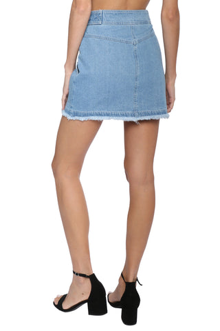 Jack Dream of Jeanie Denim Skirt