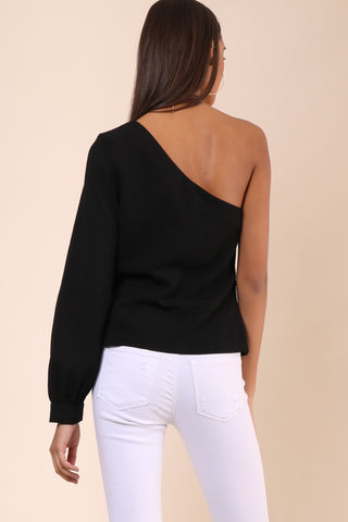 Decker Everly One Shoulder Top