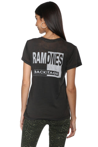 Daydreamer Ramones Backstage Burnout Tee
