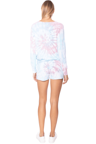 Jac Parker Beachy Days Tie Dye Pullover