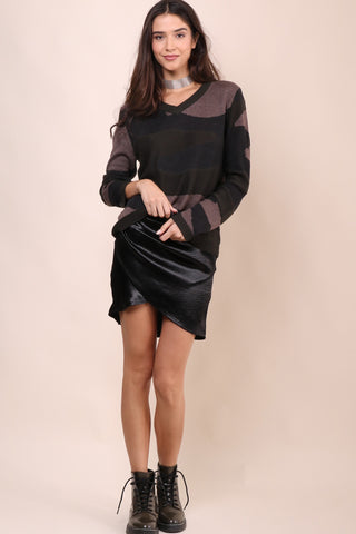 Gab & Kate So Caught Up Skirt - Black