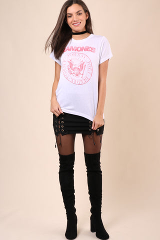 Daydreamer Ramones Seal Tee