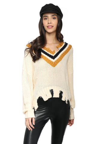 Fox + Hawk Free Spirit Sweater
